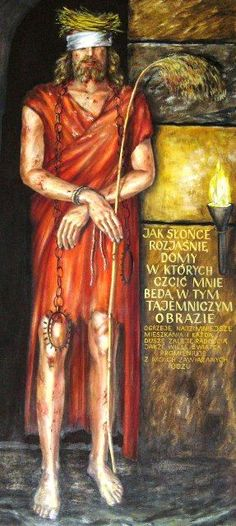 UKRYTE męki TORTURY PANA JEZUSA W CIEMNICY LOCHU WIĘZIENNEGO maria magdalena martinengo Music Humor, Jesus Loves You, Catholic, Prayers, Faith, Statue, Painting, Jesus Christ, Bible