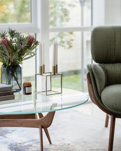 Repost @nordicelements  Triiio side table in the new launch of nordicelements website.  #interiordesign #danish #madeindenmark #design