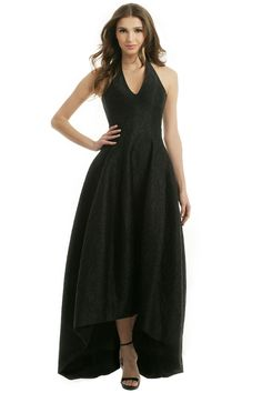 Rent Bring The Drama Gown by Halston Heritage for $125 only at Rent the Runway.
