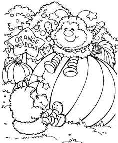images of rainbow bright coloring pages | rainbow_brite_coloring_pages_008