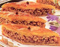 Recipe: Quick Crescent Baklava (Pillsbury crescent roll dough, 1985 ...