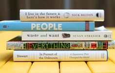 Book Spine Poetry Vol. 1: The Future