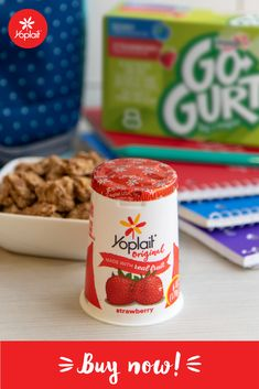 Fill your fridge with their lunchtime and after school favorites! Buy Yoplait and Go-Gurt today! Portuguese Sweet Bread, Butter Pecan Cookies, Keto Recipes, Cooking Recipes, Pecan Cheesecake, Light Snacks, Caramel Pecan, Icebox Cake, After School Snacks