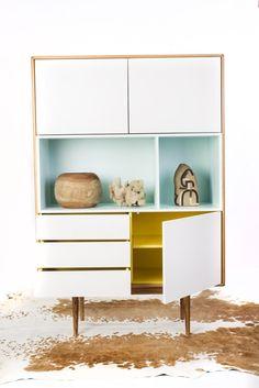 2016 Range Storage / Display Cabinet from BRAK Furniture A Shelf, Shelving, Solid Wood, Drawers, Display, Cabinet, Storage, Range, Room