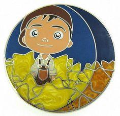 2013 Disney D23 2013 Expo Pixar Mystery Collection Bambino Pin | eBay