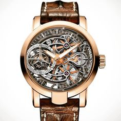 Our Armin Strom pic of the day: The Brand New and Exquisite Skeleton Pure with Tourbillon and a 10Day power Reserve in 18ct Rose Gold.  @ArminStrom | Swiss Made | Independent | Family Owned | Master in Skeletonized Watches  Message us here for an appointment  #ArminStrom #ArminStromHK #Switzerland #Biel #Swiss #HongKong #HK #Watches #SwissWatch #HornBack #Tourbillon #Skeleton #MustHave #Fashion #Style #Ootd #Luxury #Accesories #DailyEssential #Timepiece #EverydayWatch #DailyWatch #WatchDaily…
