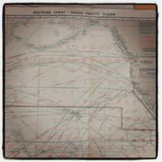 Nautical chart http://stores.ebay.com/SANDTIQUE-Rare-Prints