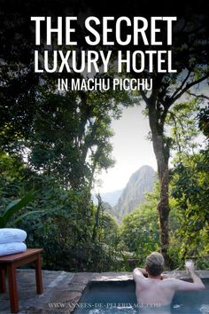 Did you know there is a luxury right inside Machu Picchu? No? Then be prepared for the unique sanctuary lodge luxury hotel in Machu Picchu, Peru. Click for the full review.