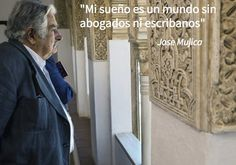 El expresidente de Uruguay Jose Mujica ha concedido este viernes una entrevista al programa Hoy por Hoy de la Cadena SER aprovechando su visita a Córdoba y Granada.  Durante la media hora que ha estad...