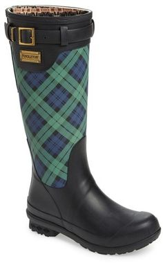 online shopping for Pendleton Heritage Black Watch Tartan Tall Boot (Women) from top store. See new offer for Pendleton Heritage Black Watch Tartan Tall Boot (Women) Mode Tartan, Tartan Plaid, Tweed, Tartan Fashion, Fashion Boots, Short Rain Boots, Vegan Boots, Sheepskin Boots, Comfortable Boots