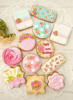 Shabby Chic | Cookie Connection