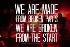 Hollywood Undead. We Are Aren't we...JB