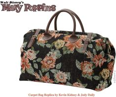 This with a lamp coming out of it….. Mary Poppins Carpet Bag   Flickr - Photo Sharing!
