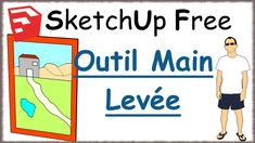 Sketchup Free - 09 - Main levée / Free hand Sketchup Free, Convenience Store, Trainers, Learning, Convinience Store