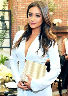 Shay Mitchell at the NET-A PORTER.COM & Charlotte Tilbury Luncheon