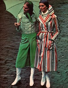 Vogue Pattern Book, April/May 1971.