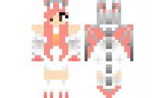 minecraft skin dragon girl