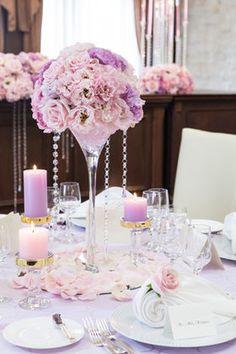 ラプンツェルカラー♡紫・パープルの結婚式あれこれ - NAVER まとめ