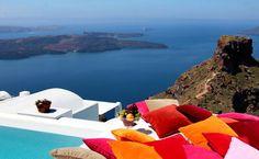 Imerovigli Luxury Hotels in Santorini - True Greece presents the luxury hotel Astra Suites in Imerovigli, Santorini Honeymoon Packing, Best Honeymoon Destinations, Honeymoon Spots, Dream Vacations, Honeymoon Hotels, Italy Honeymoon, Honeymoon Ideas, Romantic Resorts, Romantic Honeymoon
