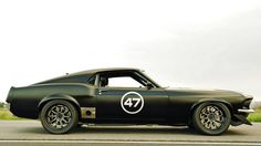 1969 Ford Mustang Sportsroof The Harbinger