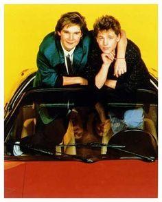 """License to Drive"" (1988) Corey Haim and Corey Feldman"