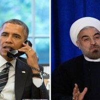 Appel téléphonique historique entre Obama et Rohani
