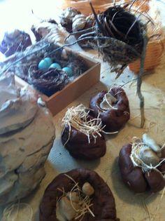 thinking about nests at Garden Gate Child  Development Center