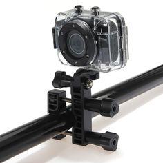 HD 720P Helmet Sport Action Digital Video Waterproof Camera Camcorder - US$42.99