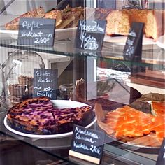 Ob Frühstück, Brunch oder Lunch, in der Speisekammer gibt es köstliche Snacks und super Kaffee   creme hamburg
