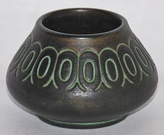 Norse Pottery Cabinet Vase 107 from Just Art Pottery
