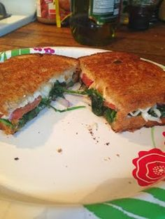 Devoted to Health: Mommy Grilled Cheese