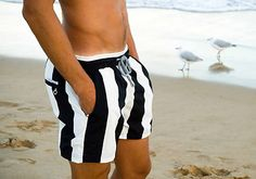 shorts...I am sorry but I think shorter shorts on guys is hot.