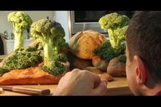 Carl Warner Foodscape Sweets | Carl Warner's Foodscapes: A Lesson on Playing w/your Food on Vimeo
