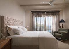 Double Room, Hotels, Sea, Furniture, Home Decor, Decoration Home, Double Bedroom, Room Decor, Ocean