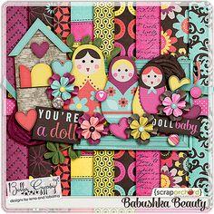 Babushka Beauty mini kit freebie from Bella Gypsy