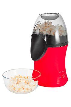 Venda Kitchen Artist / 8347 / Cozinha / Robô e Liquidificadora / Máquina para Pipocas Vermelha. De 40€ por 19€.