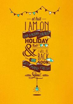 ¡Estas vacaciones no te olvides de llevar siempre encima una libreta para apuntar tus ideas!