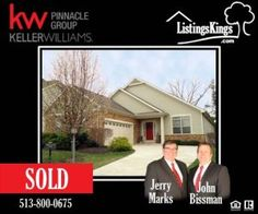 Sold Listing - 4851 Parkside Drive, South Lebanon, Ohio 45065 - Ranch home with high end finishes in Stone Lake! - http://www.listingskings.com/featured/sold-listing-4851-parkside-drive-south-lebanon-ohio-45065-ranch-home-with-high-end-finishes-in-stone-lake/