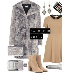 Faux fur coats #5
