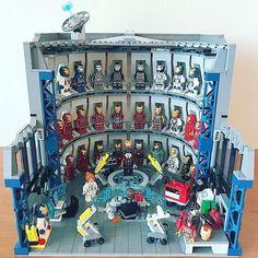 Lego Marvel's Avengers, Lego Batman, Lego Moc, Lego Minecraft, Lego Pokemon, Lego Design, Lego Technic, Mysterio Marvel, Lego Iron Man