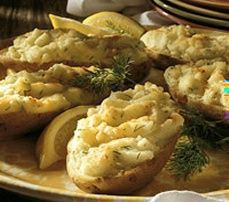 Free Weight Watchers Recipes - Lemon Dill Potatoes