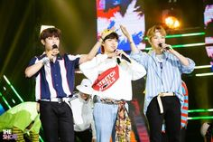 Wanna-One - Woojin, Daniel, Jaehwan - Triple Position Lai Guanlin, Produce 101 Season 2, Ong Seongwoo, Fans Cafe, Kim Jaehwan, Ha Sungwoon, Second Season, 3 In One, Jinyoung