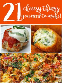 21 Cheesy Things You Need To Make! | 21 Cheesy Foods You Must Consume Immediately