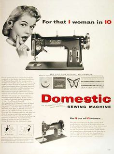 Why more men don't sew. Vintage Sewing Notions, Vintage Sewing Patterns, Sewing Blogs, 50s Housewife, Greaser, Rockabilly, Tools, Antique, Reading