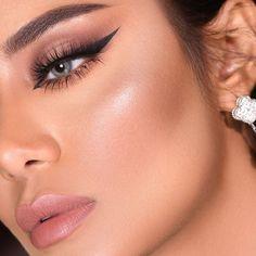 Arabic Makeup, Indian Bridal Makeup, Bridal Makeup Looks, Wedding Makeup Looks, Le Contouring, Middle Eastern Makeup, Special Makeup, Indian Bridal Hairstyles, Make Up Looks