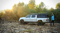 A fly fishing rod carrier essential for fly fishing gear. Don't go fishing without your TRV fly fishing rod carrier. Our fly fishing rod holders fit any roof rack.