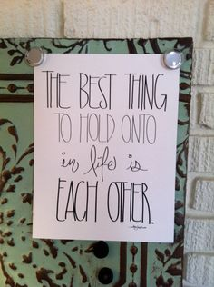 Friendship Quote by LeahsHandMade on Etsy