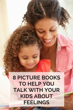 8 Picture Books to Help You Talk with Your Kids About Feelings   eBay