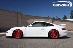 GMG Racing Porsche 997 GT3 w/ WC-GT3 Track Package, 130R Wheels