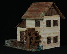 Výsledek obrázku pro model mlýn